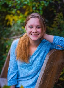 Heyl Science Scholarship recipient Ava