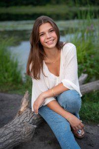 Heyl Science Scholarship recipient Laurel